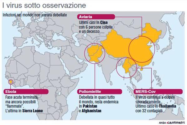 Virus osservazione (su Zika)