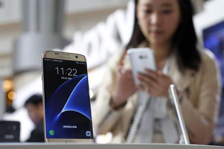 Samsung Galaxy S7 edge promotional show in Taipei