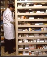 Farmacista cassetto